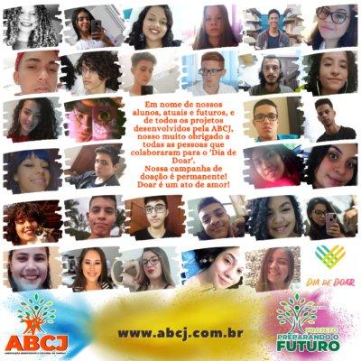 CAMPANHA DIA DE DOAR: Gratidão aos participantes!