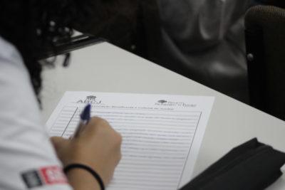 Inscrição para Processo Seletivo é feita com Boletim Escolar