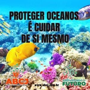 Proteger oceanos é proteger a si mesmo